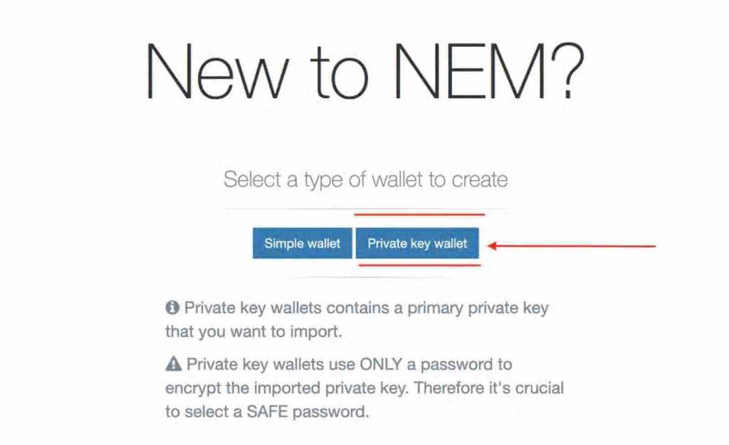 Как восстановить пароль с помощью приватного ключа