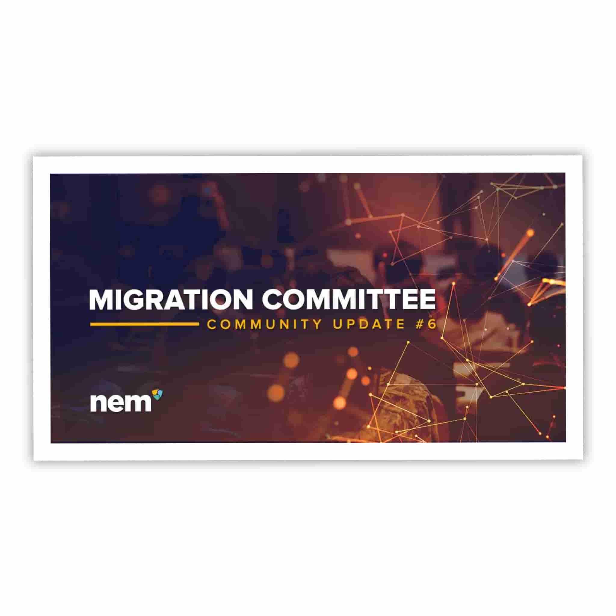 Миграционный Комитет — Миграция Катапульт (Catapult) #6